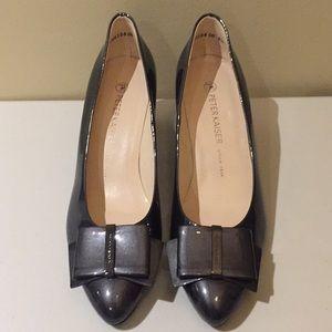 PETER KAISER PK Women's Grey Heels Pumps Size 9 US